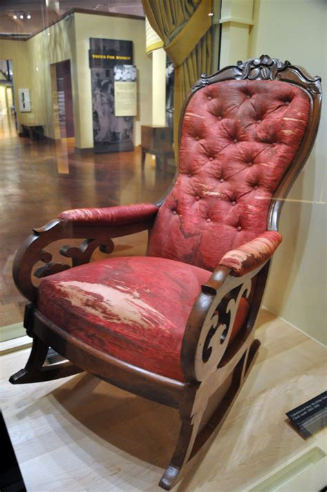 abraham lincoln ford theater chair lincoln s chair from ford s theater henry ford museum de