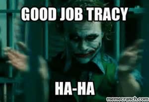Tracy Meme - tracy