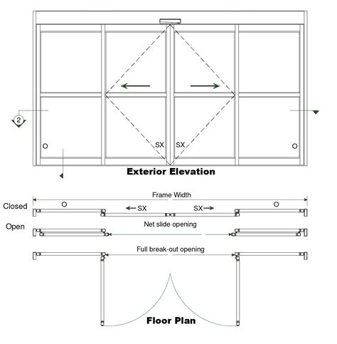 sliding door floor plan sliding door plan jacobhursh