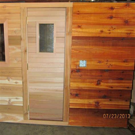 sun frog sauna deck sealer  gal saunas decks