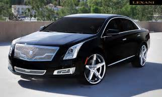 Cadillac On 22 Lexani Wheels The Leader In Custom Luxury Wheels 2013