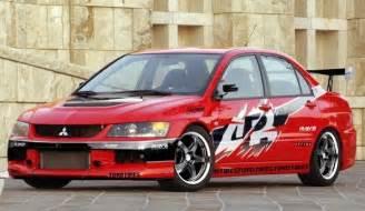 Mitsubishi Evo 7 Fast And Furious Mitsubishi Lancer Evo Ix From Fast And Furious Tokyo Drift