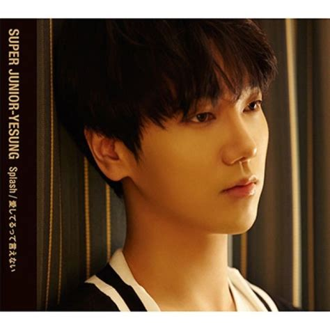 Yesung 2nd Mini Album Fall Limited yesung shop collectibles daily