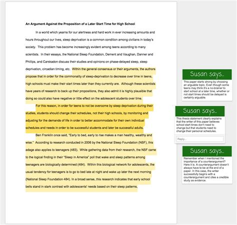 10 thesis statement examples to inspire your next argumentative