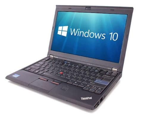 Laptop Lenovo X220 Second refurbished lenovo thinkpad x220 i7 2620m windows 10 laptop