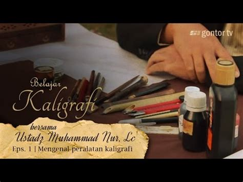 tutorial lukis kaligrafi islam tutorial lukis kaligrafi islam doovi