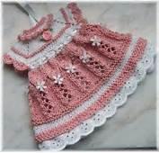 Vestidos De Beb S Tejido A Crochet Imagui Car Tuning