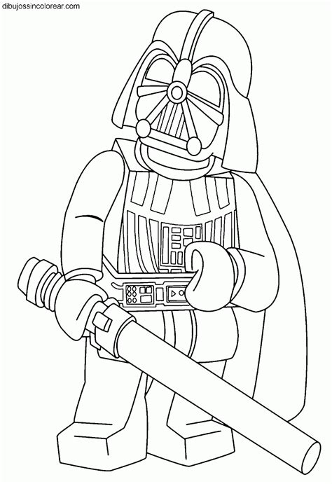 disney coloring pages wars dibujos colorear dibujos de darth vader wars
