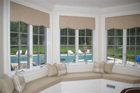 window seat window treatments kitchen window treatment window seat farmhouse