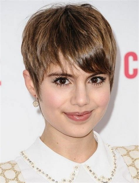 best short hairstyles for round face 2014 hairstyle trends 23 chic short hairstyles for round faces cool trendy