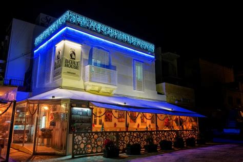 The House Restaurant by The Boat House Restaurant In Malta Guide Malta