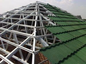 Tukang Bangunan Bandung Barat harga jasa pasang atap rangka baja ringan kanopi