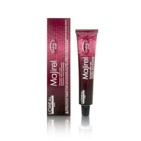 l oreal majirel hair colouring hair color price in india buy l oreal l oreal professionnel majirel ionene g incell permanent creme color 8 03 8ng price free