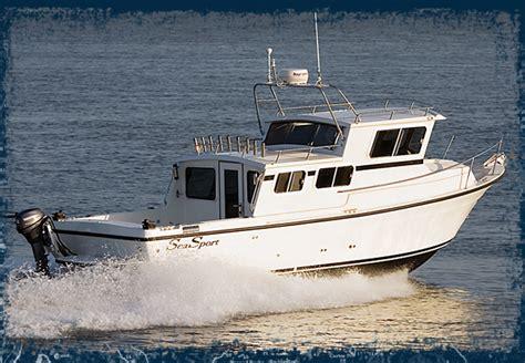 alaska ocean fishing boat research 2015 sea sport alaskan pilot 2600 on iboats