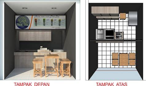 design booth thai tea sribu booth design desain interior untuk quot thai tea