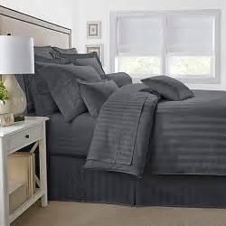 Damask Bedding Sets Canada 500 Thread Count Damask Stripe Reversible Comforter Set