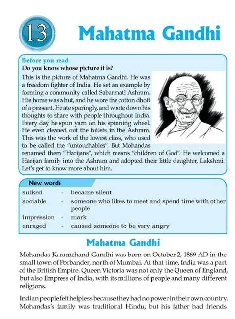 mahatma gandhi biography in hindi in short essay on gandhi