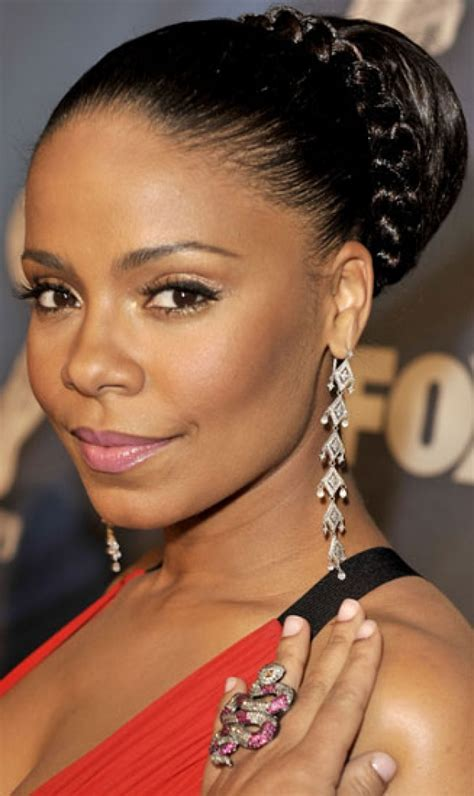 bun styles for african american women african american bun hairstyles 2013 fashion trends
