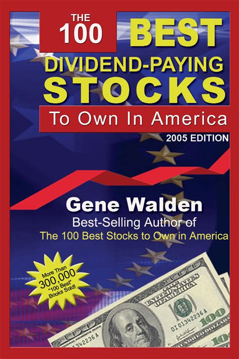 walden book store obtained information new book identifies the 194 100 best dividend paying stocks 194