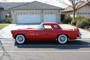 1956 Ford Thunderbird 1956 Ford Thunderbird For Sale