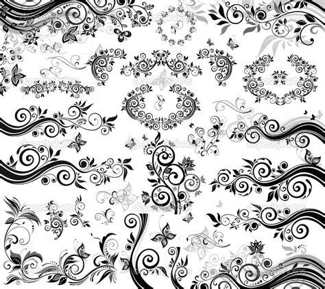 design flower black and white 15 black and white vintage design images black and white