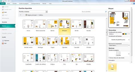 Plantilla De Curriculum Publisher Microsoft Publisher