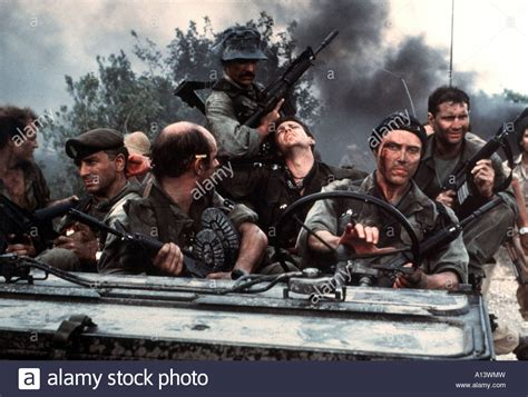 the dogs of war the dogs of war year 1980 director irvin christopher walken tom stock photo