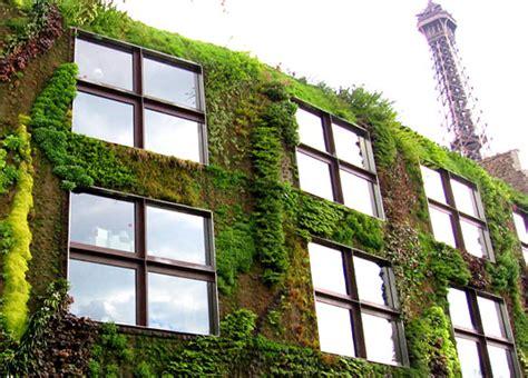 Blanc Vertical Garden Construction Blanc S Vertical Gardens Mus 233 E Du Quai Branly In