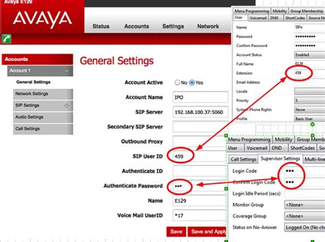 Reset Voicemail Password Avaya Site Administration | installing e129 on ip office ip office assistance