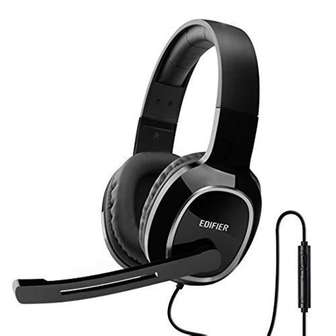Edifier M815 High Quality Headset For Phones Laptops And Consoles edifier m815 the ear headphones with mic and volume