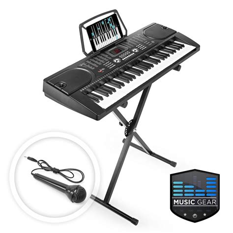 Sale Portable Electronic Piano Electronic Piano Organ 61 key digital piano keyboard portable electronic musical instrument ebay