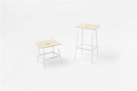 Floating Stool by Float Stool By Nendo For Moroso Urdesignmag