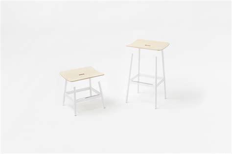 float stool by nendo for moroso urdesignmag