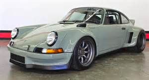 Porsche Made In The Rwb Porsche Built In The United States Is For Sale