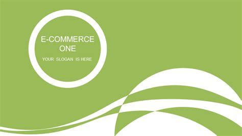 powerpoint two themes one presentation e commerce ppt theme ppt theme