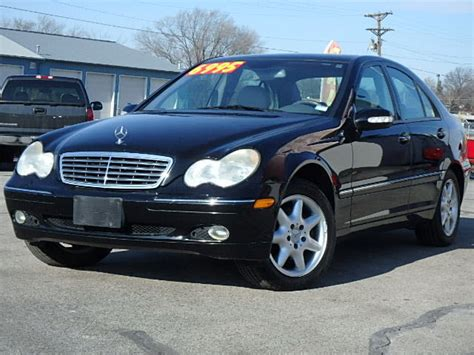 Mercedes St Louis Missouri Mercedes C Class Silver Metallic Louis Mitula