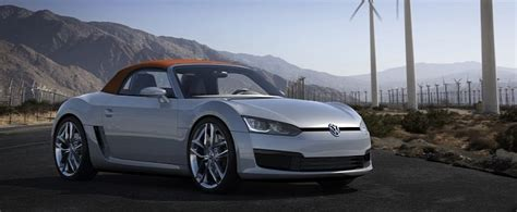 volkswagen could offer an electric sports car autoevolution