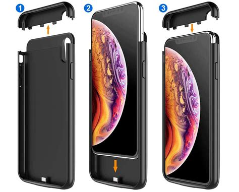 you buy 4 of these iphone xr xs battery cases for the price of one of apple s new cases