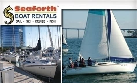 seaforth boat rentals groupon seaforth boat rentals san diego ca groupon