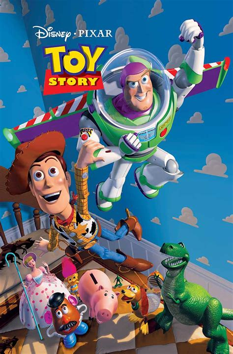 Disney Playtime Stories 7 Stories tbt see all 14 original pixar animation posters animation pixar and