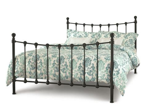 Black Metal King Size Bed Frame serene marseilles king size black metal bed frame