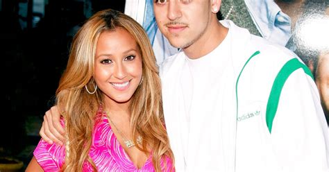 rob kardashian and adrienne bailon tattoos adrienne bailon quot excited quot to rob