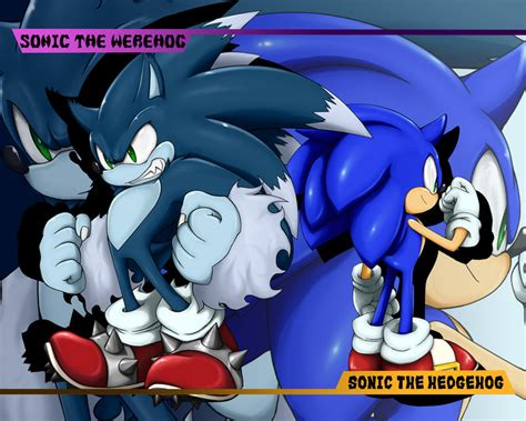 sonic unleashed fan game mr monster guy sonic the werehog deviantart