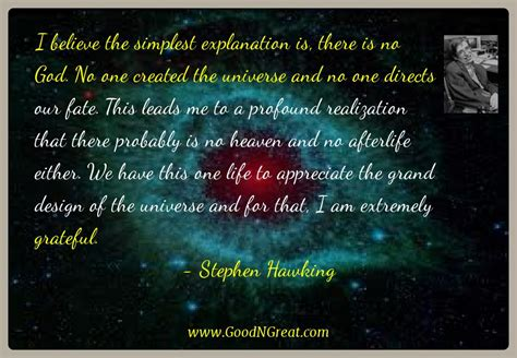 grand design meaning of life 25 top stephen hawking quotes good and great