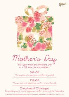 promo alert spend the picture perfect mothers day at iw 1000 images about salon on pinterest salon promotions