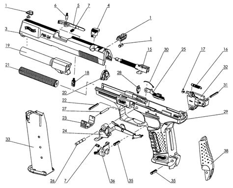 walther p22 parts diagram 301 moved permanently
