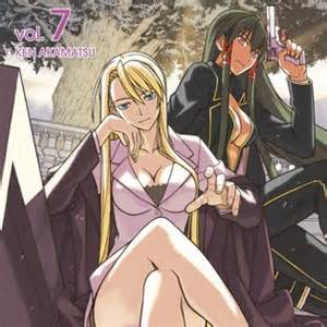 Anime U Q Holder by Uq Holder Gn 7 Review Anime News Network