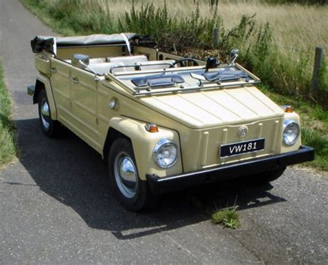 vw vehicles the vw thing volkswagen sold these open top