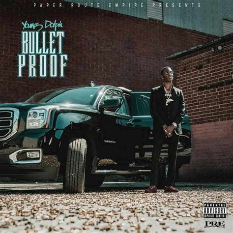 Cover Proof by Dolph Quot Bulletproof Quot Album Cover