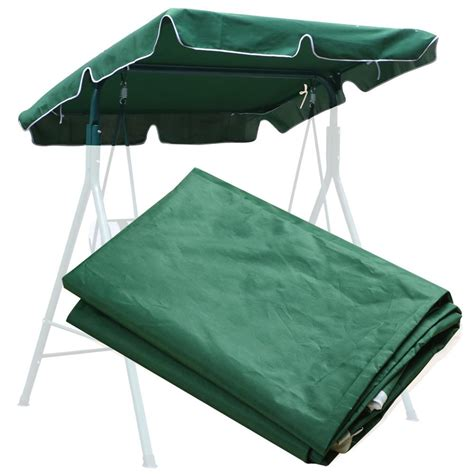 chair with shade cover outdoor water proof swing chair canopy porch top cover